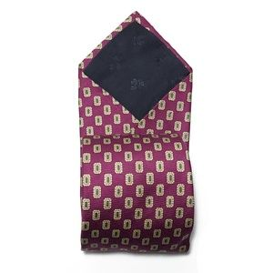 Brooks Brothers Accessories - Brooks Brothers Makers All Silk Foulard Tie
